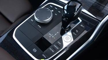 BMW 3 Series gear lever
