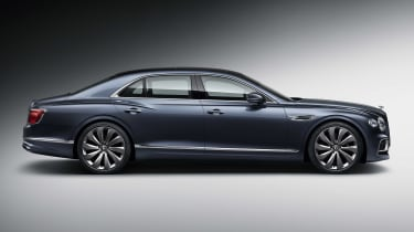 2019 Bentley Flying Spur - side view