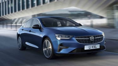 Vauxhall Insignia facelift