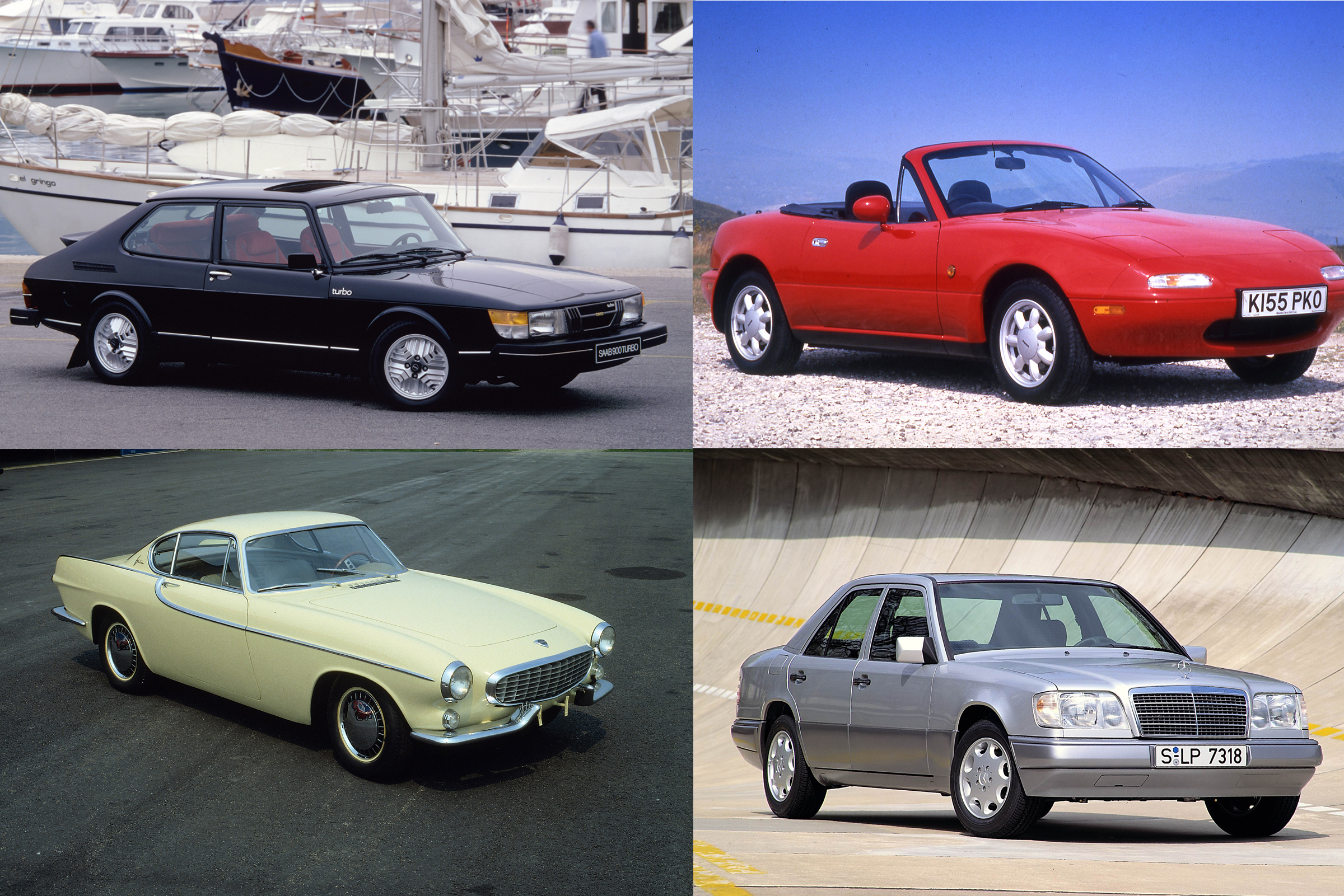 Most Reliable Classic Cars Top 10 Carbuyer