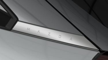 Mazda MX-30 badge