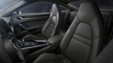 Porsche 911 Carrera 4 Coupe - Interior front seats