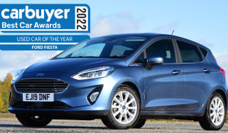 Ford Fiesta - Best Used Car of the Year 2022