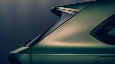 2020 Bentley Bentayga SUV - spoiler