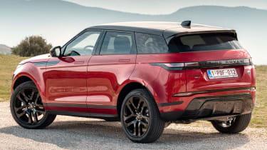 Range Rover Evoque 2019 rear quarter