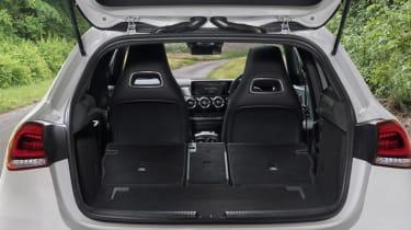 Mercedes A-Class AMG Line - boot