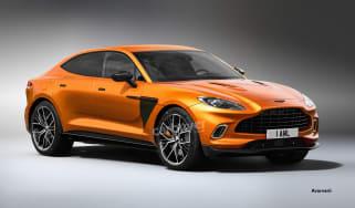 2022 Aston Martin DBX Coupe