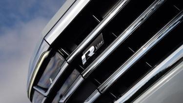 Volkswagen Touareg SUV grille