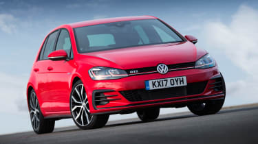 Despite its power and excellent handling, the Golf GTI is also comfortable, making it a great all-rounder