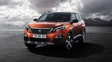 Unlike the previous model, the new 3008 is a real SUV