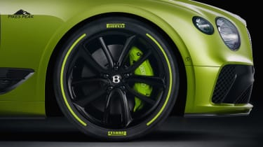 Bentley Continental GT Limited Edition - alloy wheel