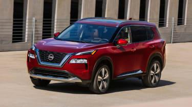 Nissan Rogue (X-Trail)