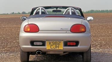 Suzuki Cappuccino - rear view