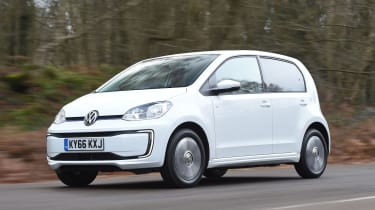 Volkswagen e-up! front