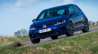 Like the GTI, it uses a 2.0-litre turbocharged petrol engine