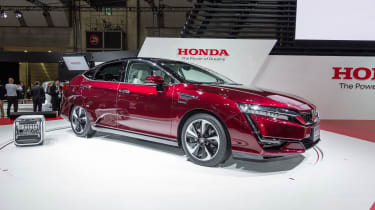 The Honda Clarity is already on sale in America