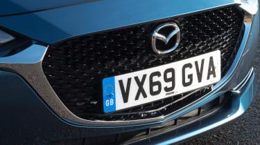 Mazda2 grille