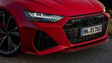 Audi RS7 front bumper