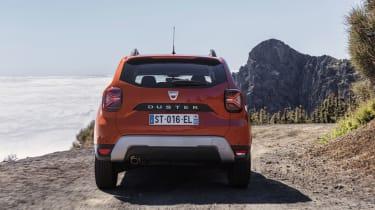 2021 Dacia Duster SUV
