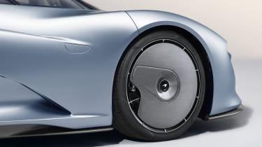 2020 McLaren Speedtail wheel