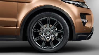 Range Rover Evoque SUV 2014 wheels