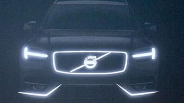 New Volvo XC90 2015 1