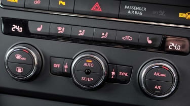 Controls are solid, easy to use and logically laid-out