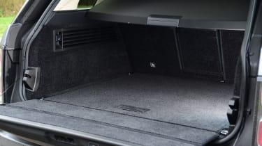2020 Range Rover Vogue P400 - Boot opening