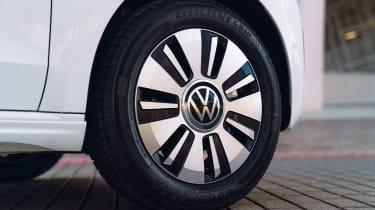 Volkswagen e-up wheel