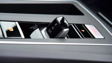 Volkswagen Golf GTE hatchback gear selector