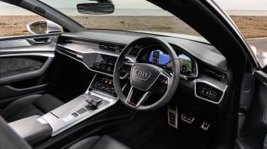 Audi A7 Sportback hatchback interior