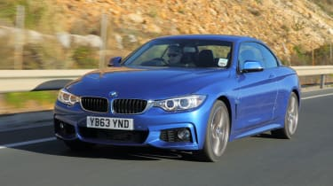 The BMW 2 Series has to face rivals including the Audi TT and Volkswagen Scirocco