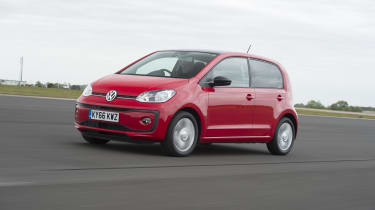 VW up! front