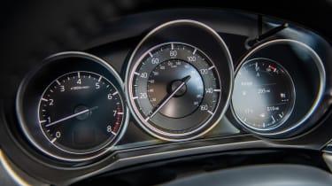 Mazda6 gauges