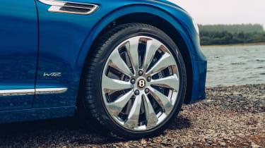 Bentley Continental Flying Spur saloon alloy wheels