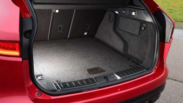 Jaguar F-Pace - boot space