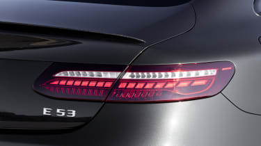 Mercedes-AMG E 53 Coupe tail-light
