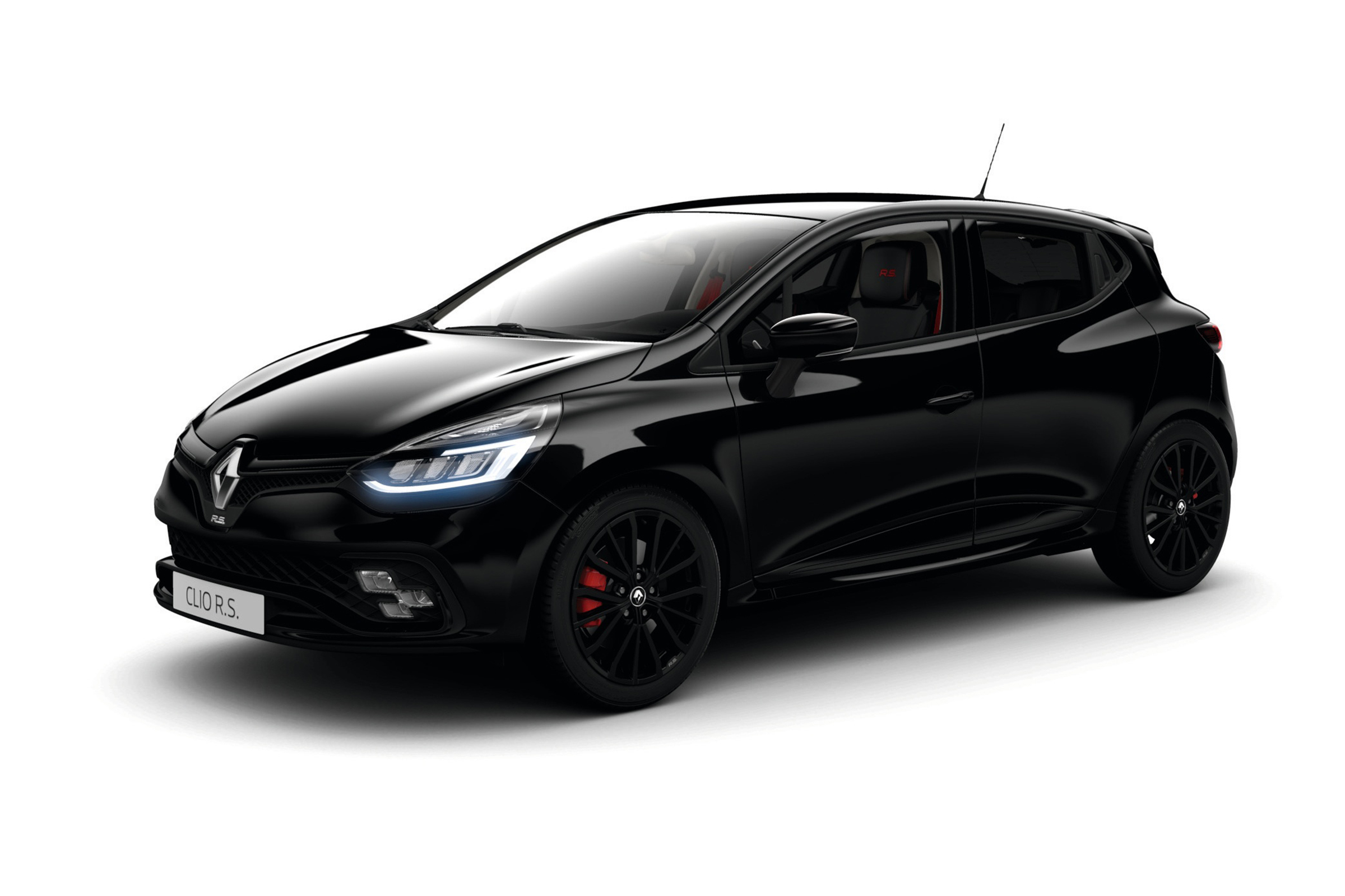 Black Edition Adds Subtle Style To Renault Clio Rs Carbuyer