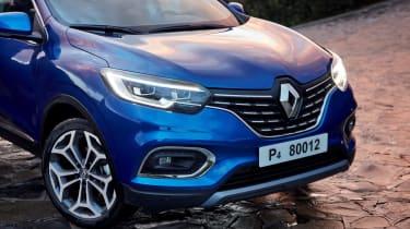 2019 Renault Kadjar grille