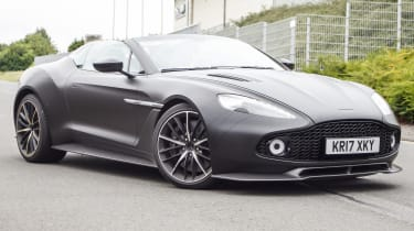 It will join its Volante sister on sale in 2018 – Image credit: Automedia