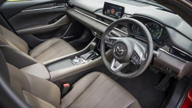 Mazda6 saloon interior