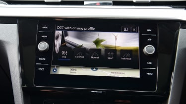Volkswagen Arteon screen