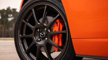 Mazda MX-5 30th Anniversary RAYS alloy wheel