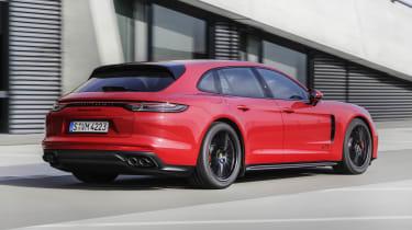 2020 Porsche Panamera Sport Turismo GTS - rear view