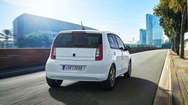 Skoda Citigo e iV - rear driving