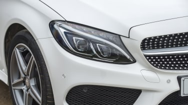 Sport trims and above are fitted with LED headlights and tail-lamps
