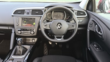 Renault Kadjar - dashboard