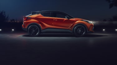2020 Toyota CH-R Hybrid - side profile