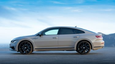 Volkswagen Arteon R-Line Edition side view