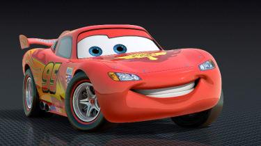 Lightning McQueen – Cars
